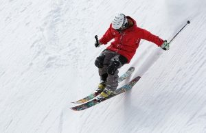 beginner's guide to skiing