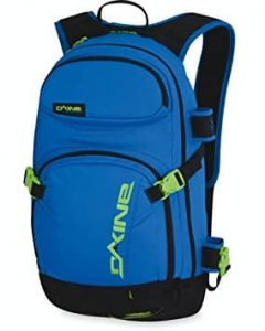 skiing backpack