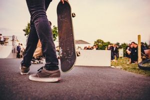 beginner's guide to skateboarding