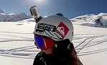 best gopro mounts for skiing and snowboarding