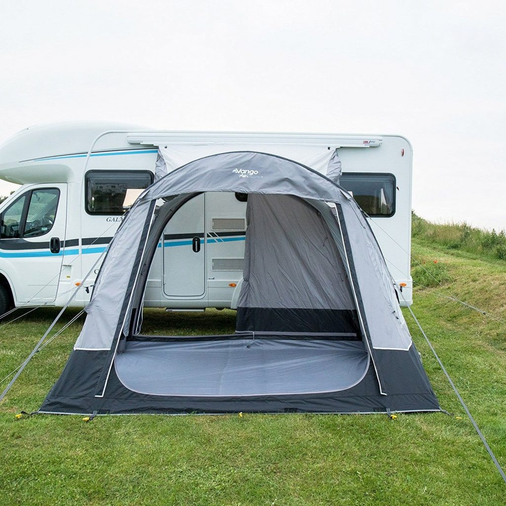best inflatable driveaway awning for camping