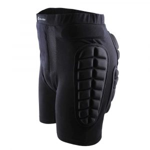 best impact shorts for skiing