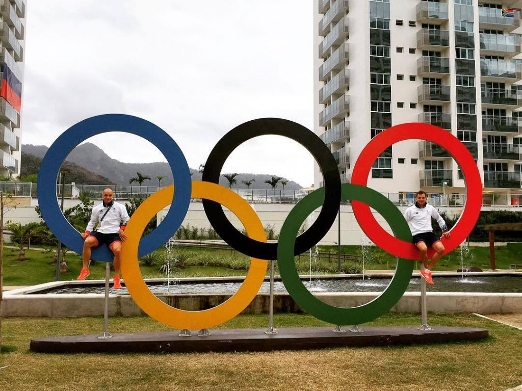 how to be an olympian
