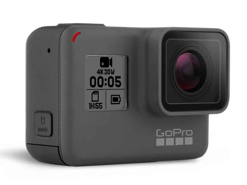 The GoPro HERO5 Black - 2019 edition