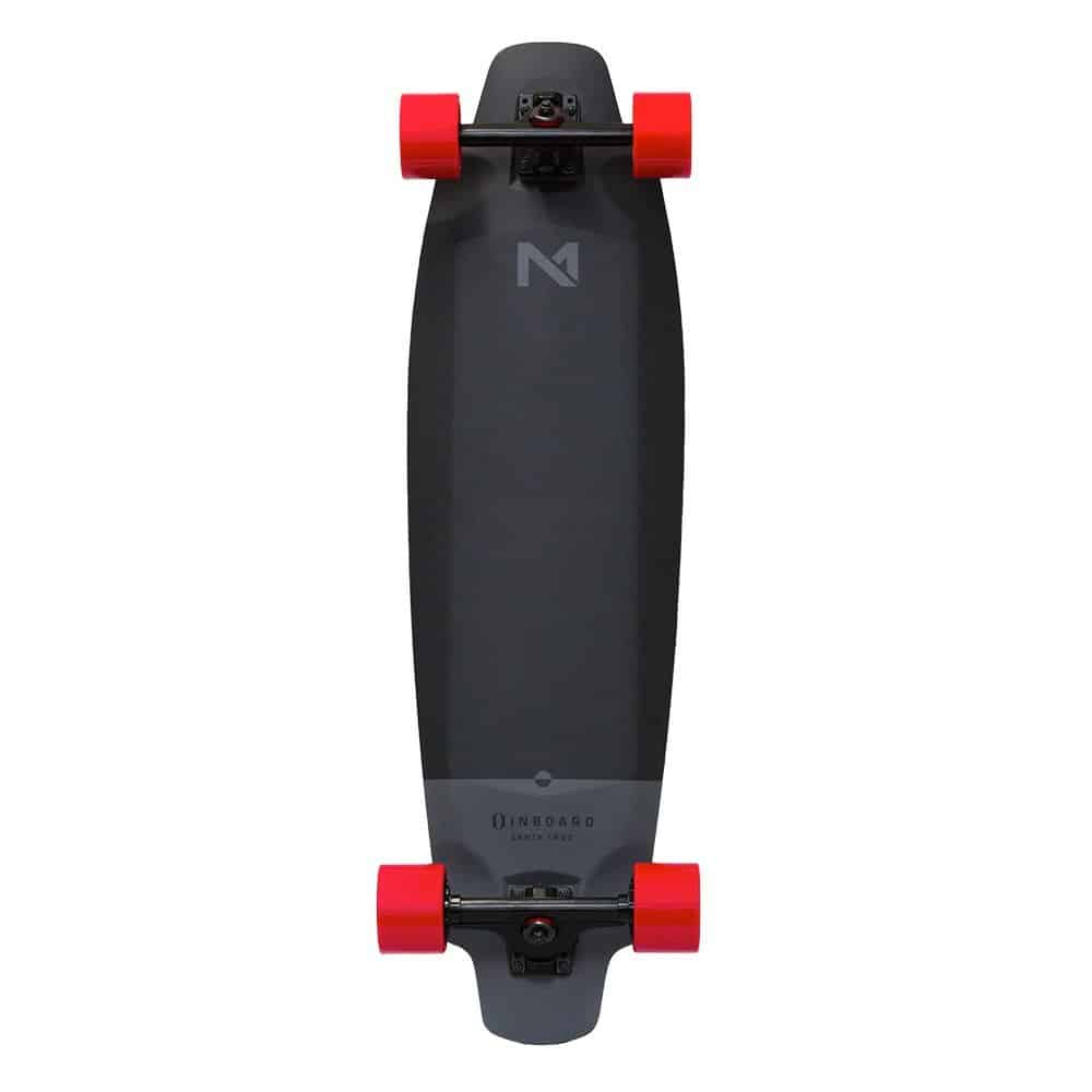 electric skateboard deck