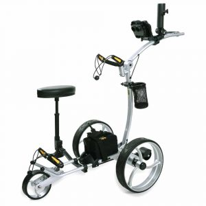 bat caddy x8 golf push cart