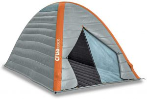 Crua Duo Combo Inflatable Dark Rest Tent for camping