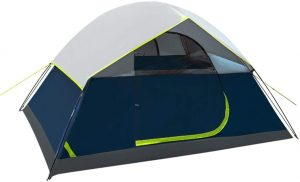 GEERTOP Camping Blackout Tent 4 for camping