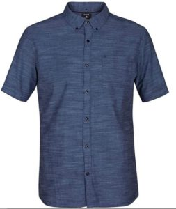 hurley surf casual one and only shirt