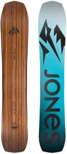 Flagship snowboard from Jones