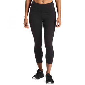 The North Face Motivation High-Rise Crop Leggings for hiking